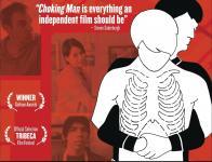 Choking Man Movie Poster